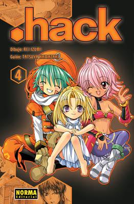 Manga .Hack