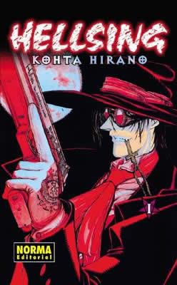 Manga Hellsing