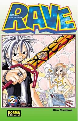 Manga Rave