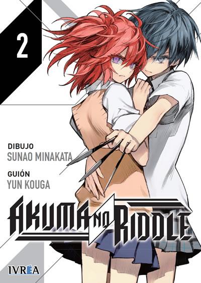 Manga Akuma no Riddle