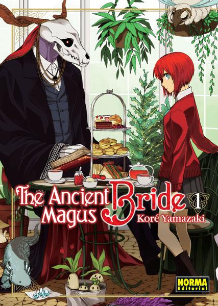 Manga The Ancient Magus Bride