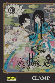 Manga XXXHolic Rei