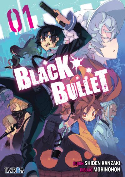 manga Black Bullet