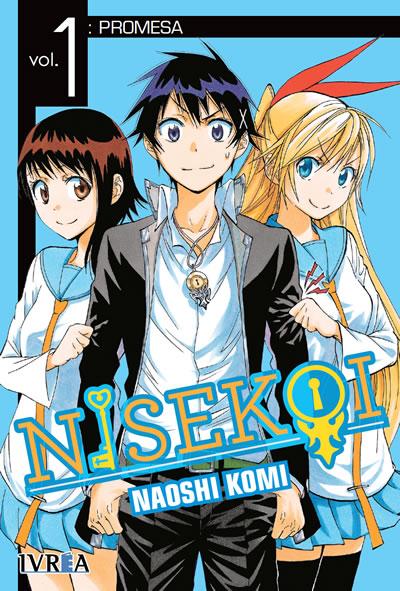 manga Nisekoi