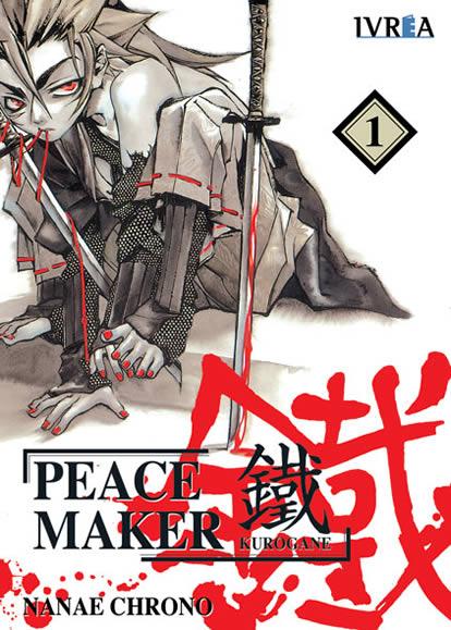 Manga Peacemaker Kurogane