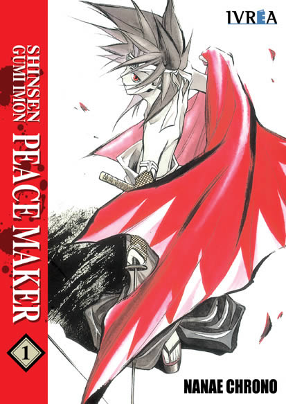 Manga Shinsen Gumi Imon Peacemaker