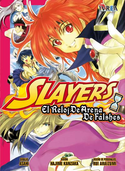 Manga Slayers Tomo Unico