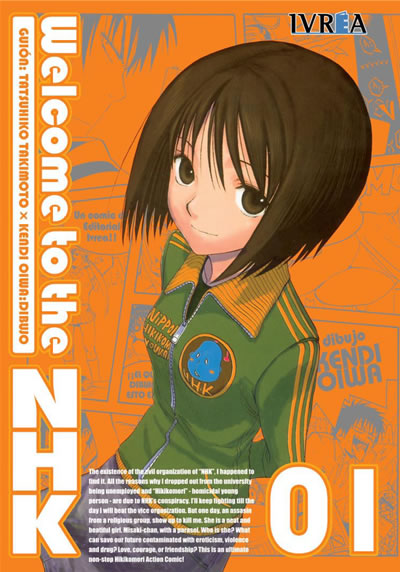 Manga Welcome To The Nhk