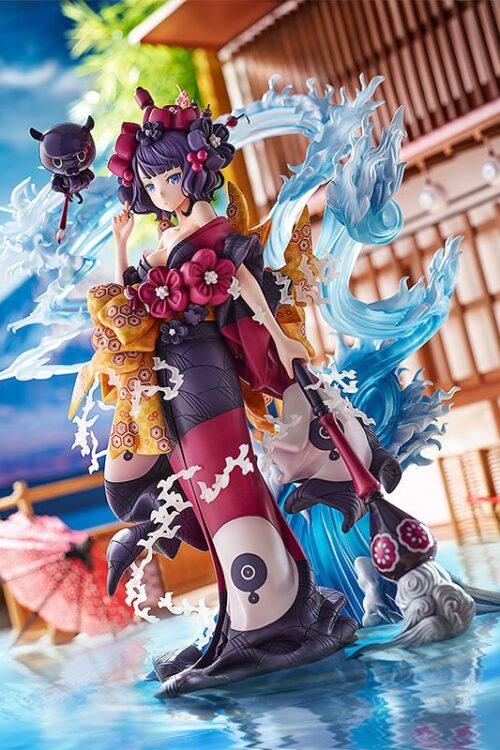 Estatua Fate Grand Order Foreigner Katsushika