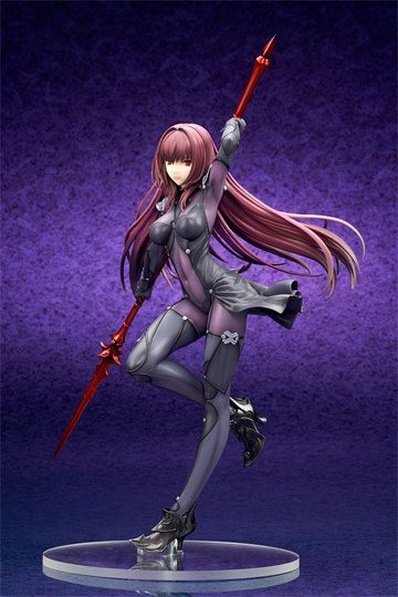 Estatua Fate Grand Order Lancer Scathach