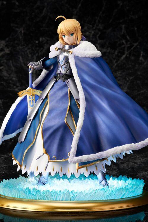 Estatua Fate Grand Order Saber Altria Deluxe Edition