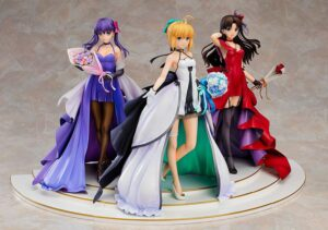 Estatuas Fate Stay Night 15 Aniversario 25 cm