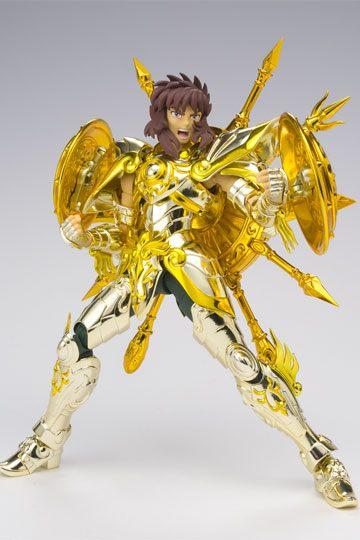 Figura Saint Seiya Soul of Gold Libra Dohko God Cloth