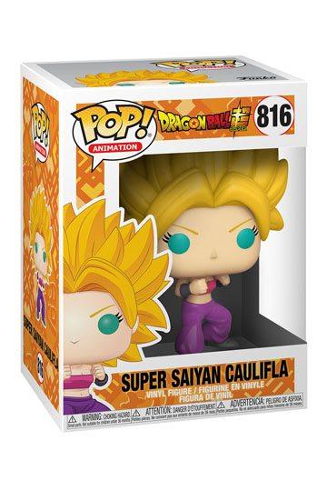 Figura Super Saiyan Caulifla POP!