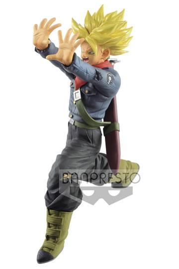 Figura Super Saiyan Trunks Future Galick Gun