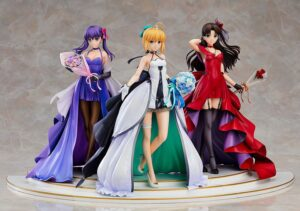 Figuras Fate Stay Night 15th Celebration Dress