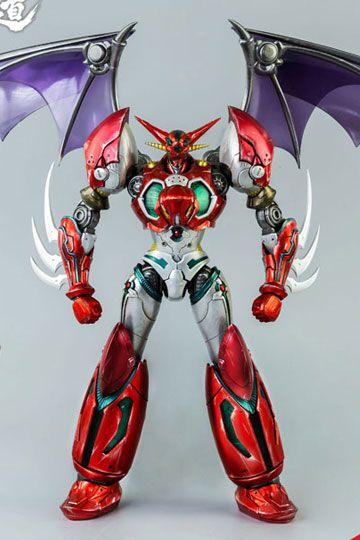Figuras Getter Robot