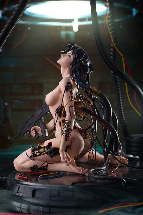 Figuras Ghost in the Shell