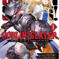Manga Goblin Slayer 01