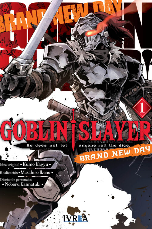 Manga Goblin Slayer Brand New Day 01