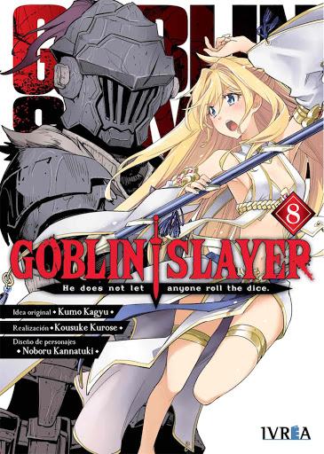 Manga Goblin Slayer