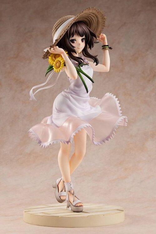 Estatua Megumin Sunflower One-Piece Dress