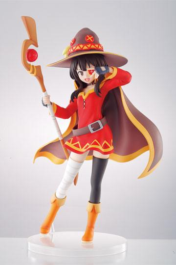 Figura KonoSuba Ichibansho Megumin Genius Witch