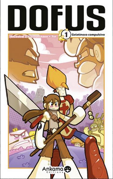 Manga Dofus