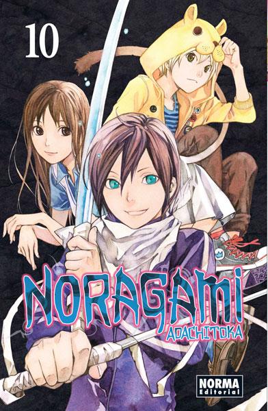 Manga Noragami