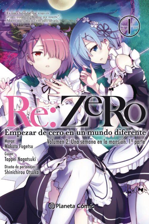 Manga Re Zero