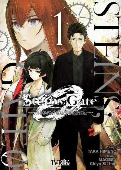 Manga Steins Gate Zero