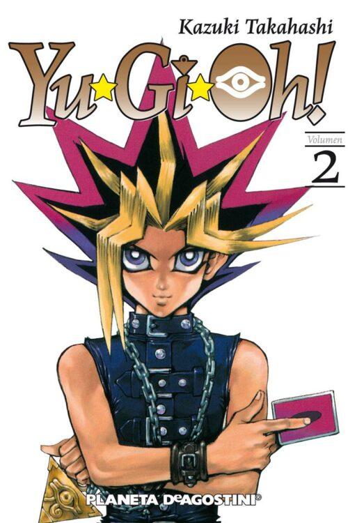 Manga Yu-Gi-Oh!