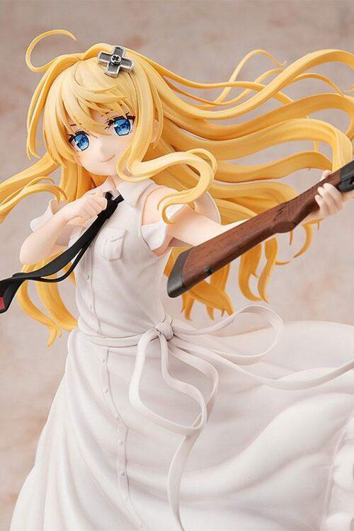 Estatua Alice Kisaragi Light Novel