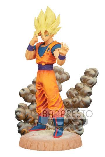 Estatua History Box Son Goku V2