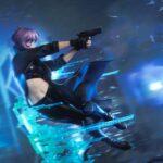 Ghost in the Shell SAC 2nd GIG Motoko Kusanagi