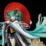 Estatua Hatsune Miku Land of the Eternal