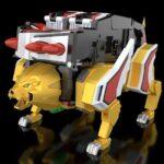 Figura Brave Fighter The Gattai Ga-Orn