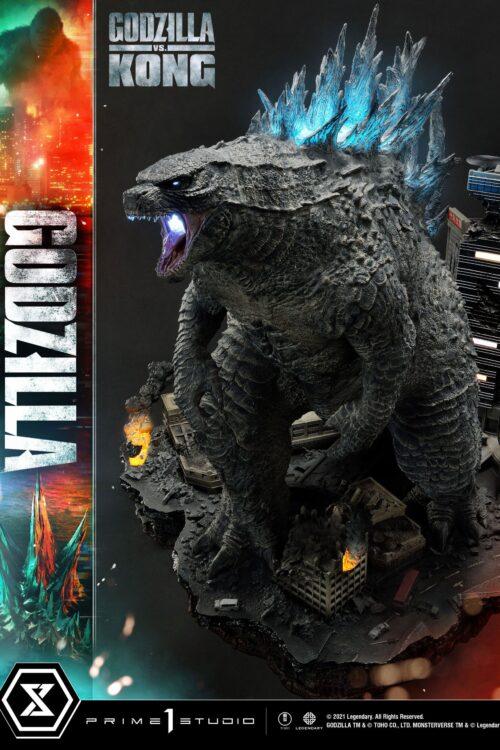 Figuras Godzilla