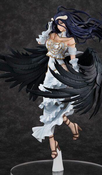 Estatua Albedo Wing Overlord IV