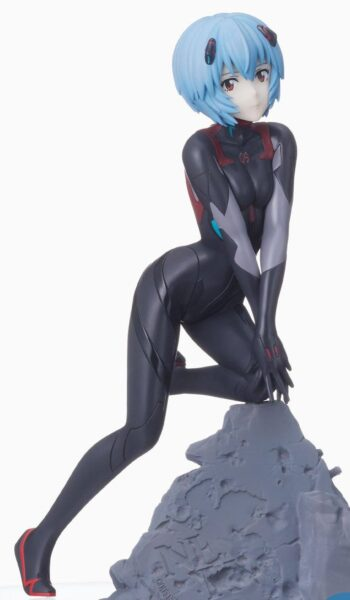 Estatua SPM Vignetteum Rei Ayanami