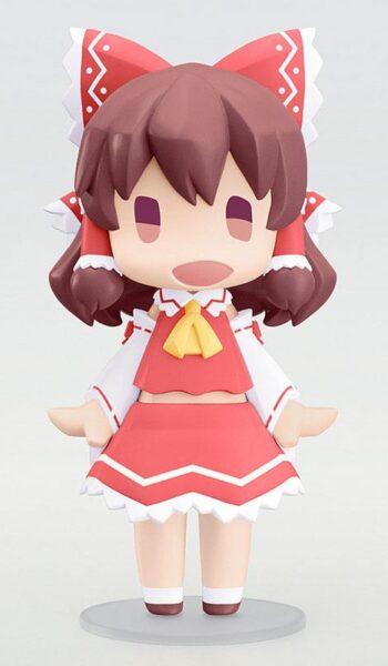 Figura HELLO GOOD SMILE Reimu Hakurei