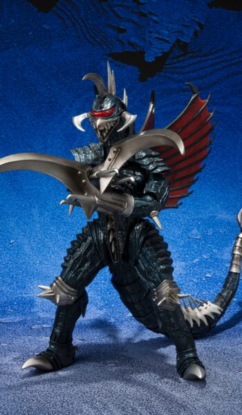 Figura MonsterArts Gigan Decisive Battle