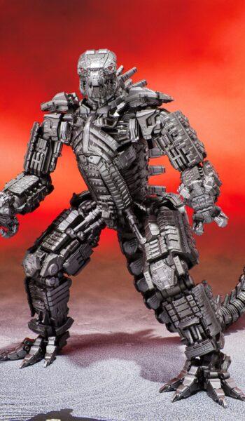 Figura MonsterArts Kong Mechagodzilla