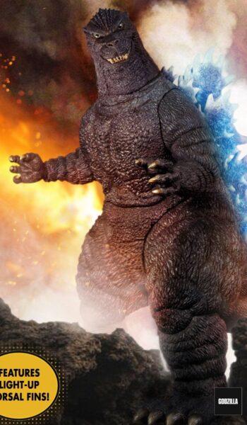 Figura luz y sonido Ultimate Godzilla