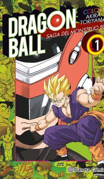Manga Dragon Ball Color Bu 01