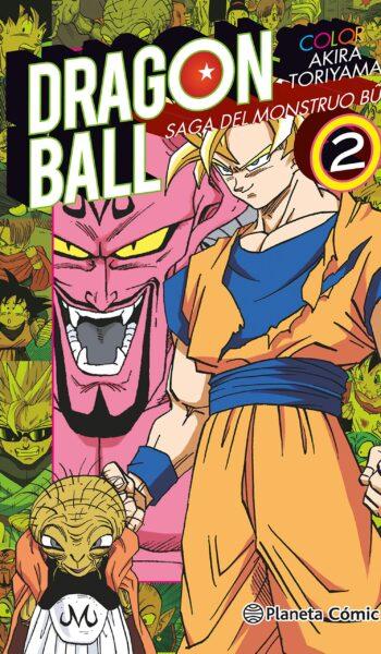 Manga Dragon Ball Color Bu 02