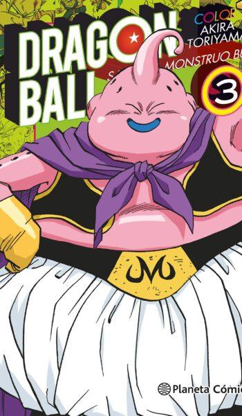 Manga Dragon Ball Color Bu 03