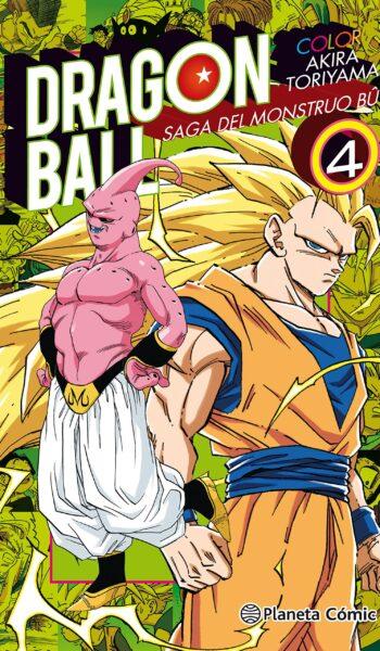 Manga Dragon Ball Color Bu 04