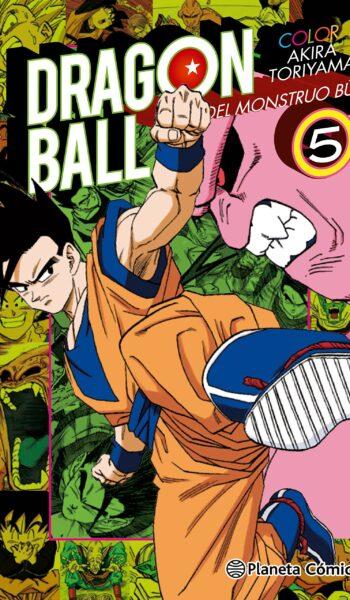 Manga Dragon Ball Color Bu 05