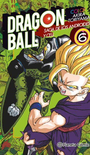 Manga Dragon Ball Color Cell 06